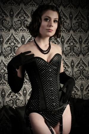 Hip corset
